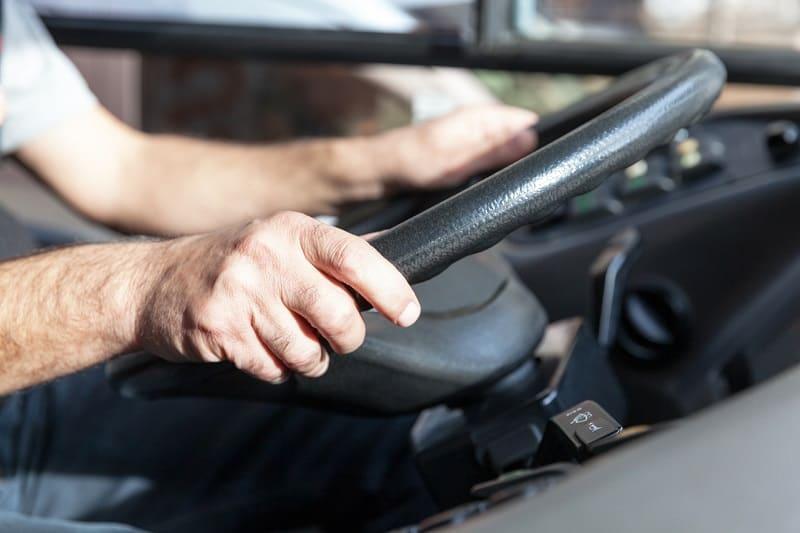 prawo jazdy kategorii D