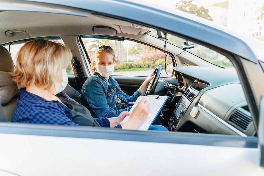 Państwowy egzamin na prawo jazdy